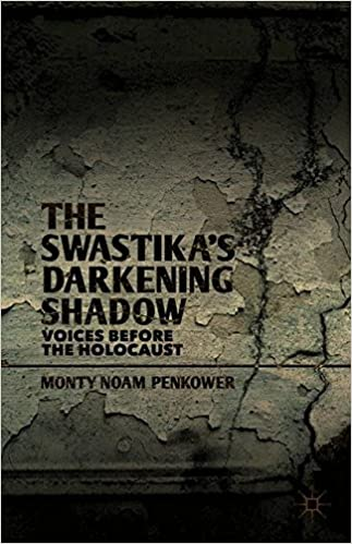 Book The Swastika's Darkening Shadow: Voices before the Holocaust