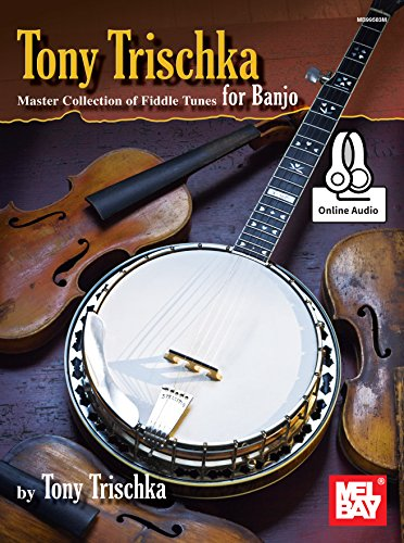 Collection of Fiddle Tunes for Banjo ()
