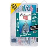 Shakespeare Catch More Fish Tackle Box Kit