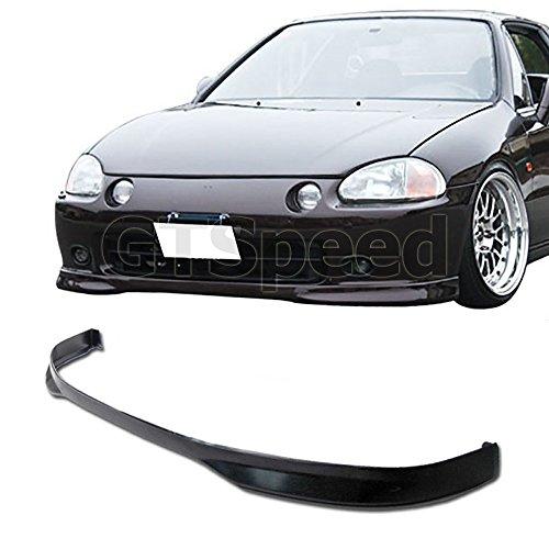 1993-1997 Honda Del Sol Front Body Bumper Lip Kit Spoiler Type-R Style -