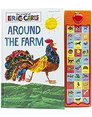 Carle, E: Eric Carle - Around the Farm (Apple Play a Sound Book)