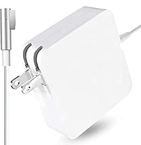 Compatible Mac Book Pro Charger, Sharllen 85W L-Tip Backup Power Adapter Charger Replacement Charger for Mac Book Pro 13,15 and 17 inch Connector (Compatible with Models Before Mid 2012)