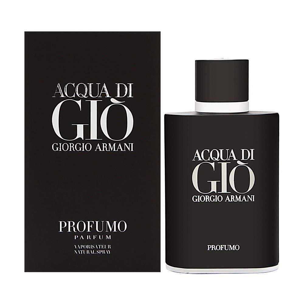 Acqua Di Gio Profumo by Gi or g i o A r ma n i Parfum Cologne for Men 2.5 FL. OZ./75 ml