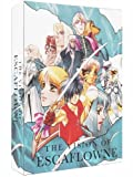 The Vision Of Escaflowne - Perfect Edition Box Ltd (Eps 01-26) (7 Dvd) [Italian Edition] by animazione