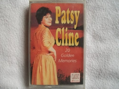 Patsy Cline - Patsy Cline 20 Golden Memories Cassette - Zortam Music