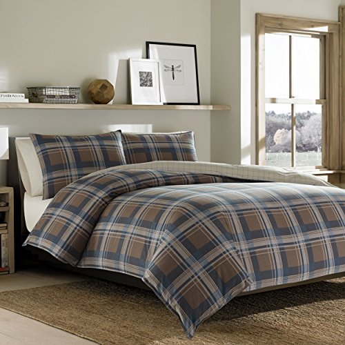 Bauer International Home Accents (Eddie Bauer 215776 Phinney Ridge Comforter Set,)
