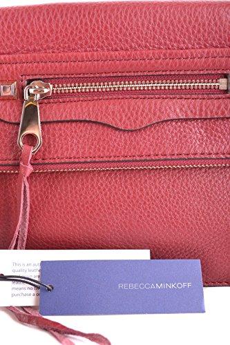 Rebecca Minkoff Pochette Donna MCBI368010O Pelle Bordeaux