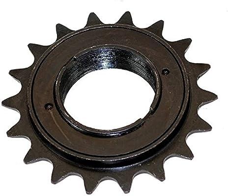 Coyote 16T BMX Singlepeed Screw On Freewheel in Brown