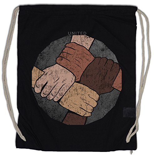 United Drawstring Bag
