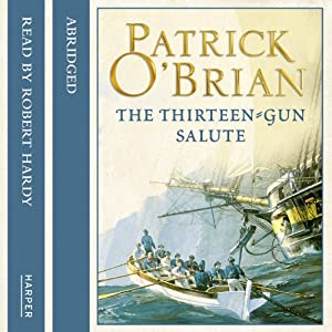 The Thirteen-Gun Salute Audiobook