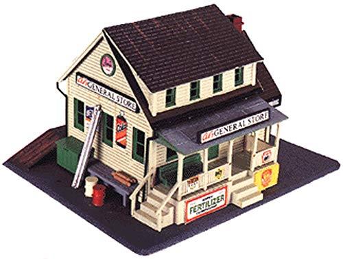 Life-Like Trains  HO Scale Building Kits - General ()