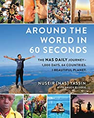 Based on the Nas Daily video series with over 13 million dedicated followers comes the surprising, moving 1,000-day journey of a lifetime in book form              In 2016, Nuseir Yassin quit his job to travel for 1,000 consec...