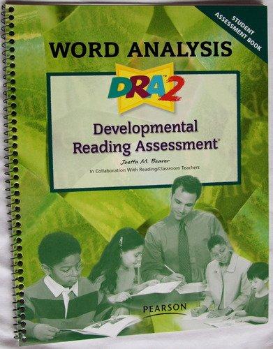 Download Developmental Reading Assessment (Word Analysis . Student Assessment Book) pdf