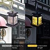Solar Lanterns Outdoor, JSOT 30 LED Hanging Decor