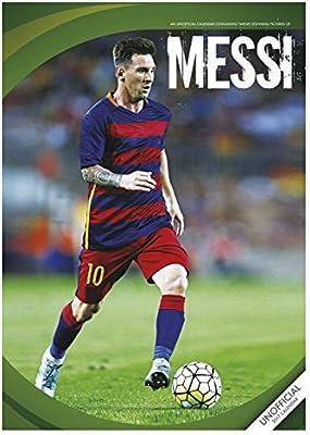 Calendario 2017 Lionel Messi - Maxi formato A3 - FC ...