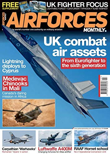 Best Price for Air Forces Monthly Magazine Subscription
