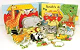 Noah's Ark Play Set, Rod Campbell, 0375853456