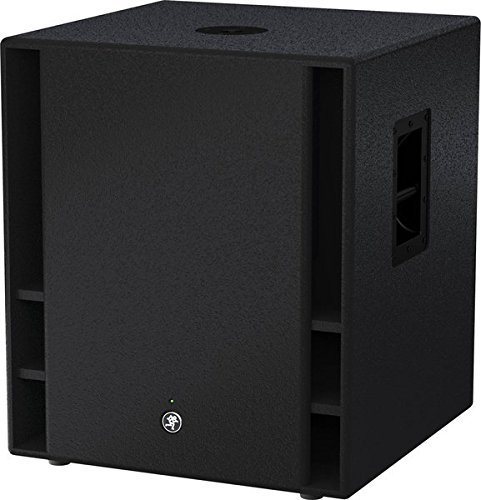 Mackie Powered Speaker Cabinet, Multicolor (THUMP18S)
