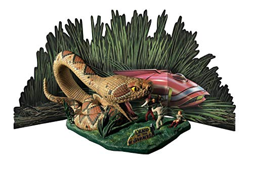 The Land of The Giants Snake Diorama Model Kit