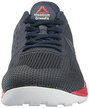 Reebok Men's Crossfit Nano 7.0 Cross-trainer Shoe, Collegiate Navyprimal Redwhiteblack, 10 M Us 3