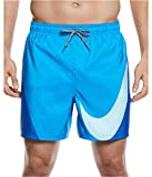Nike, Mens Breach Volley Shorts (LARGE, PHOTO BLUE)