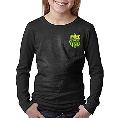 Younth's Unisex Football Club De Nantes Long Sleeve T Shirt