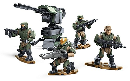 Mega Construx Halo UNSC Yankee Squad, used for sale  Delivered anywhere in USA