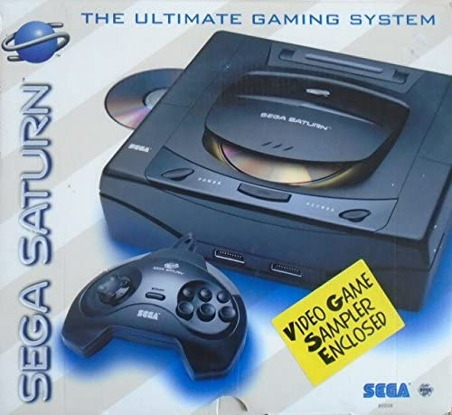 Amazon com: Sega Saturn System - Video Game Console: Unknown