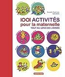 """Afficher """"1001 activités pour la maternelle, tout au long de l'année"""""""