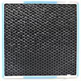 SereneLife Premium True HEPA Replacement Filter Including 3-Layer Activated Carbon Compatible with SereneLife Air Purifier (PSLAPU35) | Air Filter Replacement | Allergen Remover (PRTSLAPFT1)