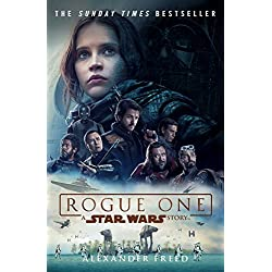 Rogue One: A Star Wars Story: Freed Alexander