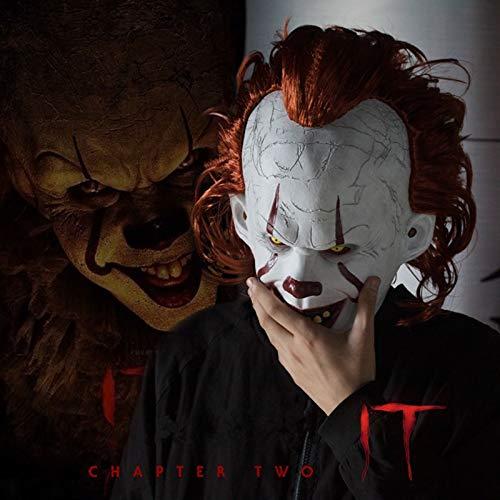 MSSJ Halloween 2019 Joker Pennywise Máscara Stephen ...