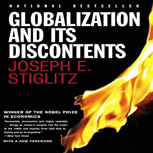 Globalization and Its Discontents Hörbuch