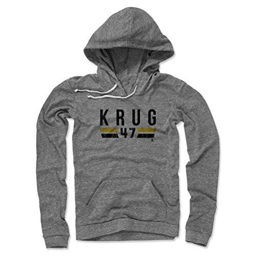 torey-krug-font-k-boston-womens-hoodie-l-gray