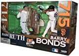 McFarlane Toys MLB 2 PK - Barry Bonds/Babe Ruth