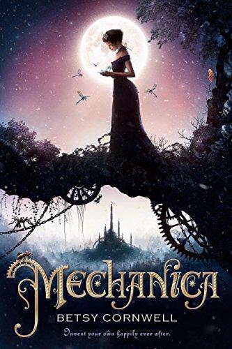 Mechanica by [Cornwell, Betsy]
