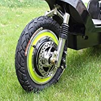 Amazon.com: Kit de conversión de scooter eléctrico de 12 ...