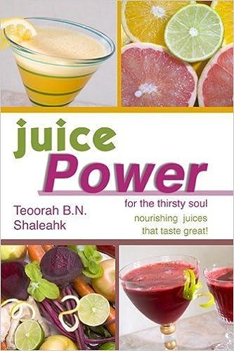 Juice Power by Teoorah B. N. Shaleahk (2005-01-20)