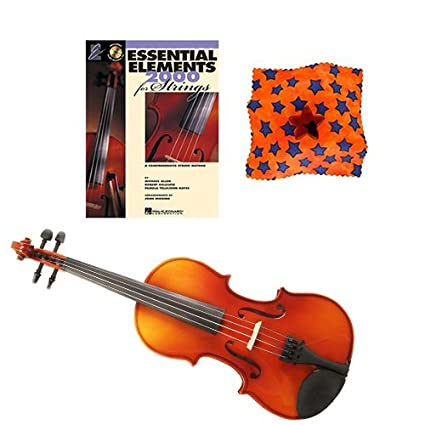 Amazon com: Knilling Europa 1/2 Size Violin Outfit (3K