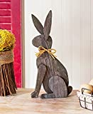 Best GENERIC Friends Statues - Country Wood Animal Friend Rabbit Review