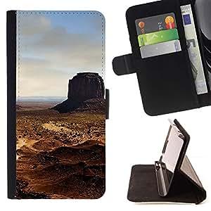 For Samsung Galaxy S5 Mini (Not S5), SM-G800 Case , Naturaleza Hermosa Forrest Verde 168- la tarjeta de Crédito Slots PU Funda de cuero Monedero caso cubierta de piel