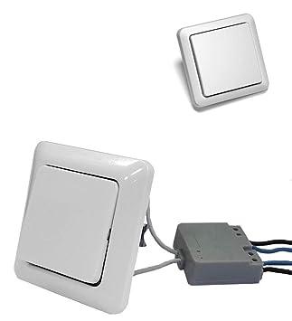 Funklicht Set Zusatzlicher Lichtschalter Fur Vorhandene Lampen