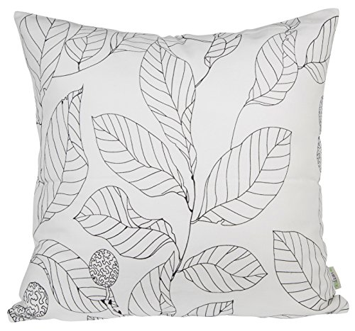 Canvas Decorative Pillow Leaves Design product image
