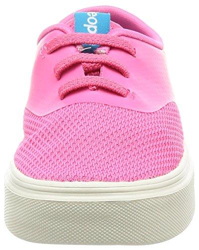 Kinder Stanley Child Sneaker Spielplatz Pink / Streikposten Weiß