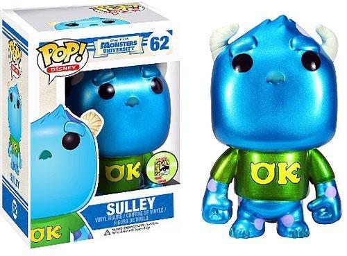 Amazon.com: Funko POP. Disney Monsters University 2013 SDCC ...