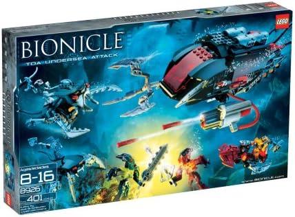 LEGO BIONICLE Toa Undersea Attack