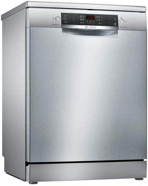 Bosch Serie 4 SMS46JI19E lavavajilla Independiente 13 cubiertos A ...