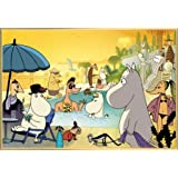 Moomin Poster and Frame (Plastic) - Landscape (36 x 24 inches)