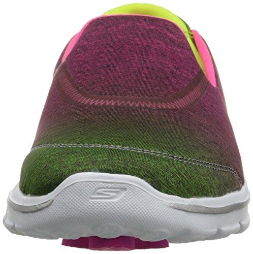 38 de Zapatillas Rosa Color Walk Skechers 5 Deporte Talla Go 3 Mujer para Aura zv4Wn71Wq