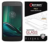 Chevron Tempered Glass Screen Protector for Moto G Play 4th gen (Motorola Moto G4 Play)